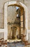 工厂废墟 图库摄影