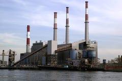 工厂纽约 免版税库存照片