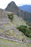 工厂议院  Machu Picchu 秘鲁 免版税图库摄影