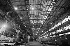 工厂设备工厂 免版税库存图片
