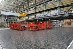 工厂设备 免版税图库摄影