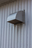 工厂通风系统 库存图片