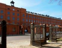 工厂遗产Scheibler 免版税库存图片