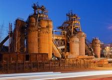 工厂-一个博物馆在俄罗斯 免版税图库摄影