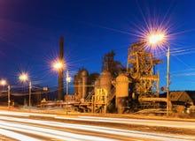 工厂-一个博物馆在俄罗斯 库存图片