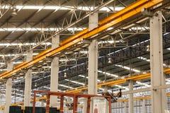 工厂结构  免版税图库摄影