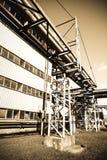 工厂 免版税库存图片
