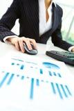 工商业票据 免版税图库摄影