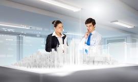 工程学产业 免版税图库摄影