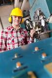 工程师年轻人 免版税库存照片