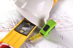 工程设备 免版税库存照片