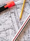 工程 免版税库存图片