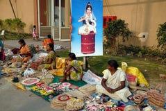 工艺品印度 免版税库存图片