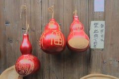 工艺品商店显示兴平中国 免版税库存图片