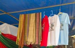 工艺品在马达加斯加制造 免版税库存照片