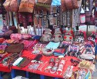 工艺品hilltribe北部泰国 免版税图库摄影