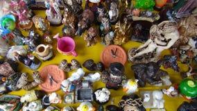 工艺在圣克鲁斯 玻利维亚,南美 库存图片