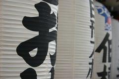 工艺日语 免版税图库摄影