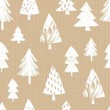 工艺纸圣诞节样式 免版税库存照片
