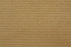 工艺纸背景-未加工的文件 免版税图库摄影