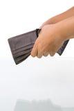 左货币没有 免版税库存照片