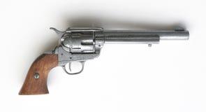 左轮手枪马驹设计1873年 免版税库存图片