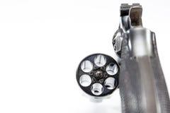 左轮手枪 免版税图库摄影