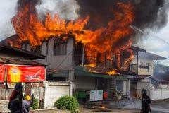 左近Nakhon, 2015年9月13日的泰国15:00时 C 图库摄影