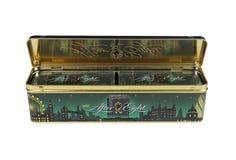巧克力八 免版税库存照片