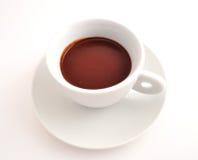 巧克力咖啡 库存图片