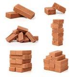 巧克力块,拼贴画 库存照片