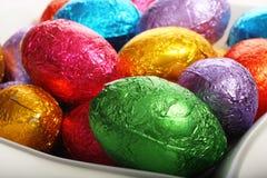 巧克力复活节节假日图象 免版税库存照片