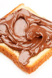 巧克力多士 库存图片