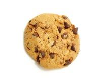 巧克力大块曲奇饼 库存图片