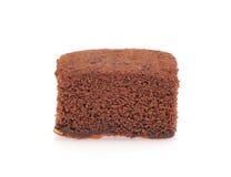 巧克力小圆面包 免版税库存照片