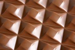 巧克力平板 库存图片