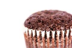 巧克力接近的松饼 库存照片
