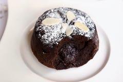 巧克力方旦糖 库存图片