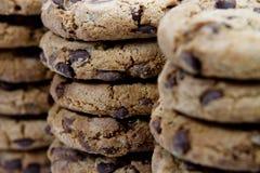 巧克力曲奇饼1 库存图片