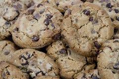 巧克力曲奇饼2 图库摄影
