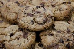巧克力曲奇饼2 免版税库存图片