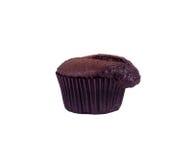 巧克力松饼 免版税图库摄影