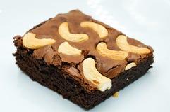 巧克力果仁巧克力 免版税库存图片