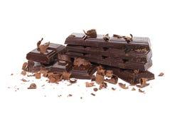 巧克力热衷 免版税库存图片