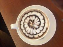 巧克力热饮料的饮料放松牛奶 图库摄影