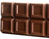巧克力片剂 免版税库存照片
