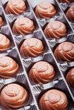 巧克力牛奶 免版税库存图片