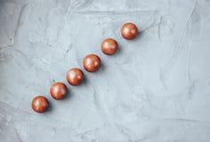 巧克力球好的妙语好的妙语线  免版税库存图片