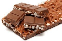 巧克力米 免版税图库摄影