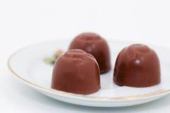 巧克力糖 免版税库存照片